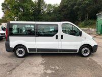 USED 2013 13 VAUXHALL VIVARO CDTI LWB NINE SEAT MINIBUS 115PS *WE HAVE THREE AVAILABLE*