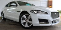 USED 2017 67 JAGUAR XF 2.0 D PORTFOLIO 4d AUTO 177 BHP