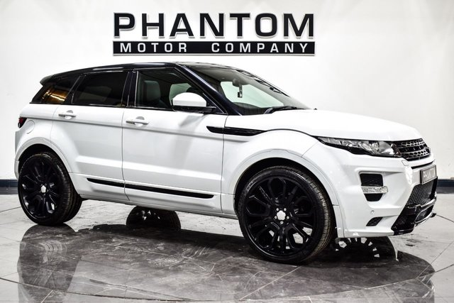 USED 2014 N LAND ROVER RANGE ROVER EVOQUE 2.2 SD4 PURE TECH 5d 190 BHP