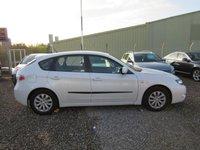 USED 2011 60 SUBARU IMPREZA 1.5 R C 5d AUTO 107 BHP AUTOMATIC 4X4