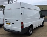 USED 2011 60 FORD TRANSIT 2.2 280 SWB MEDIUM ROOF VAN 85 BHP