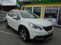 USED 2016 66 PEUGEOT 2008 1.6 BLUE HDI ALLURE 5d 100 BHP ** 01922 494874** JUST ARRIVED **