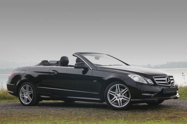 2012 12 MERCEDES-BENZ E CLASS 2.1 E250 CDI BLUEEFFICIENCY SPORT 2d AUTO 204 BHP