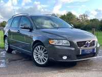 2012 VOLVO V50 1.6 DRIVE SE LUX EDITION S/S 5d 113 BHP £8999.00