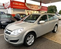 2009 VAUXHALL ASTRA 1.8 CLUB 5d 138 BHP ESTATE *1 FAMILY OWNER* F.S.H £2495.00
