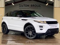 USED 2011 61 LAND ROVER RANGE ROVER EVOQUE 2.0 SI4 DYNAMIC 3d AUTO 240 BHP GREAT SPECIFICATION