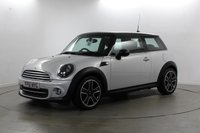 2011 MINI HATCH COOPER 1.6 COOPER SOHO 3d 120 BHP £5990.00