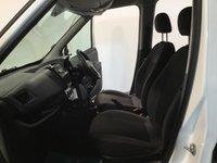 USED 2016 66 FIAT DOBLO 1.2 16V ACTIVE MULTIJET COMBI 90 BHP 5 SEATS EURO 6 1 OWNER EURO 6 5 SEATER CREW VAN