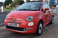 USED 2015 65 FIAT 500 1.2 C LOUNGE 3d 69 BHP COMES WITH 6 MONTHS WARRANTY