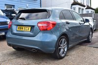 USED 2014 14 MERCEDES-BENZ A CLASS 1.5 A180 CDI BLUEEFFICIENCY SPORT 5d 109 BHP COMES WITH 6 MONTHS WARRANTY