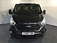 USED 2018 68 FORD TRANSIT CUSTOM 2.0 300 LIMITED P/V L1 H1 129 BHP HIGH SPEC, DRIVE AWAY TODAY LONG FORD WARRANTY, DRIVE AWAY TODAY,