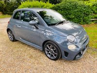 USED 2017 17 ABARTH 595 1.4 595 3d 144 BHP