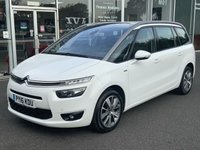 2016 CITROEN C4 GRAND PICASSO 1.6 BLUEHDI EXCLUSIVE 7 SEAT 5 dr 118 BHP £10490.00