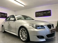 USED 2005 55 BMW 5 SERIES 2.5 525I SPORT 4d AUTO 190 BHP