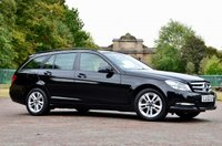 USED 2012 62 MERCEDES-BENZ C CLASS 2.1 C200 CDI BLUEEFFICIENCY EXECUTIVE SE 5d AUTO