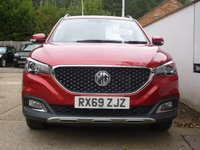 USED 2019 69 MG MG ZS  1.5 VTI-TECH(s/s) EXCLUSIVE 5d 105 BHP 7 YEAR MG WARRANTY DELIVERY MILEAGE
