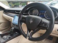 USED 2017 MASERATI QUATTROPORTE 3.0 DV6 4d AUTO 275 BHP FSH+LEATHER+SAT NAV+CRUISE+B/T