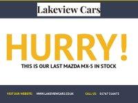 USED 2004 04 MAZDA MX-5 1.8 EUPHONIC 2d 144 BHP