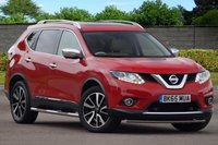 USED 2015 65 NISSAN X-TRAIL 1.6 DCI TEKNA 5d 130 BHP High Spec Rare Colour