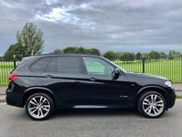 USED 2015 15 BMW X5 3.0 XDRIVE30D M SPORT 5d AUTO 255 BHP