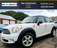 USED 2012 12 MINI COUNTRYMAN 1.6 COOPER 5d