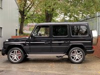 USED 2016 16 MERCEDES-BENZ G-CLASS 5.5 G63 BiTurbo AMG SpdS+7GT 4WD (s/s) 5dr DRIVER ASSIST PRO-DESIGNO TRIM