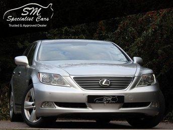 2007 LEXUS LS 4.6 460 SE-L 4d AUTO 376 BHP £5990.00
