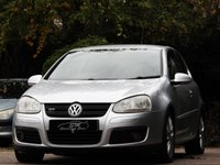 USED 2007 07 VOLKSWAGEN GOLF 2.0 GT TDI 3d 140 BHP DRIVES SUPERB 50 MPG VGC