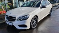 USED 2016 16 MERCEDES-BENZ E CLASS 3.0 E350 BLUETEC AMG NIGHT EDITION PREMIUM 4d AUTO 255 BHP +ELECTRIC PANORAMIC GLASS ROOF+SAT NAV+FULL LEATHER+HEATED SEATS+MORE