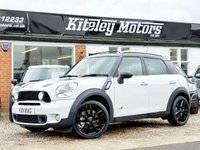 USED 2011 11 MINI COUNTRYMAN 1.6 COOPER S ALL4 , £9,000 OF FACTORY OPTIONS