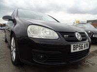 USED 2007 56 VOLKSWAGEN GOLF 2.0 GT TDI 5d 170 BHP CLEAN CAR ALL ROUND