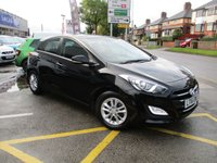 USED 2016 16 HYUNDAI I30 1.6 CRDI SE NAV BLUE DRIVE 5d 109 BHP Lovely Specification & Full Service History