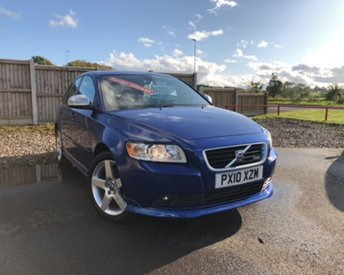 2010 VOLVO S40 2.0 D R-DESIGN 4d 136 BHP £4995.00