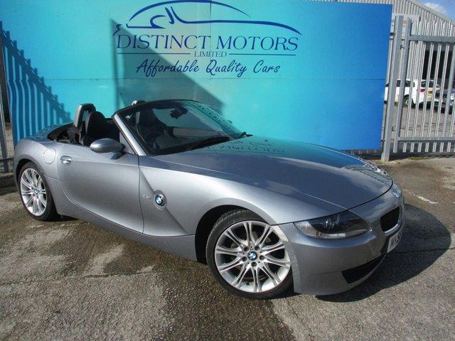 USED 2006 56 BMW Z4 2.5 Z4 SPORT ROADSTER 2d 175 BHP