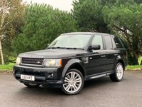 USED 2011 LAND ROVER RANGE ROVER SPORT 3.0 TDV6 HSE 5d AUTO 245 BHP