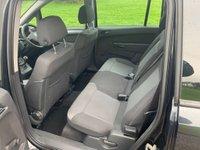 USED 2012 62 VAUXHALL ZAFIRA 1.6 i VVT 16v Exclusiv 5dr 1 Owner ! 7 Seater ! Full MOT!