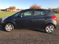 USED 2011 61 KIA VENGA 1.4 1 5dr Low Miles For Year !