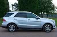 USED 2015 65 MERCEDES-BENZ GLE-CLASS 2.1 GLE250d Sport (Premium) G-Tronic 4MATIC (s/s) 5dr PAN ROOF+NAV+360  CAMERA