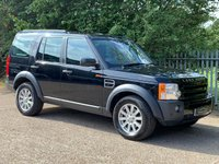 USED 2006 56 LAND ROVER DISCOVERY 2.7 3 TDV6 SE 5d AUTO 188 BHP