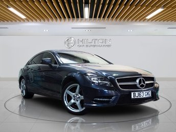 Used MERCEDES-BENZ CLS CLASS for sale in Leighton Buzzard