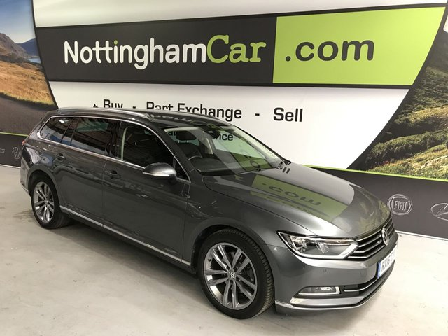 USED 2016 16 VOLKSWAGEN PASSAT 2.0 GT TDI BLUEMOTION TECHNOLOGY 5d 148 BHP