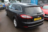 USED 2014 14 FORD MONDEO 1.6 TITANIUM X BUSINESS EDITION TDCI START/STOP 5d 114 BHP