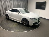 USED 2012 12 AUDI TT 2.0 TDI QUATTRO BLACK EDITION 2d AUTO 170 BHP FREE UK DELIVERY, AIR CONDITIONING, AUX INPUT, BOSE SOUND SYSTEM, CLIMATE CONTROL, DAYTIME RUNNING LIGHTS, GEARSHIFT PADDLES, STEERING WHEEL CONTROLS, TRIP COMPUTER