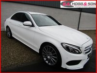 USED 2015 L MERCEDES-BENZ C CLASS 2.1 C220 BLUETEC AMG LINE 4dr 170 BHP ** LOCAL OWNER VEHICLE PREVIOUSLY SOLD BY OURSELVES **