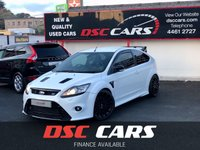 2010 FORD FOCUS 2.5 RS 3dr MK2 **LOTS OF WORK DONE** £19950.00
