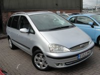USED 2004 53 FORD GALAXY 1.9 GHIA TDDI 5d 130 BHP ANY PART EXCHANGE WELCOME, COUNTRY WIDE DELIVERY ARRANGED, HUGE SPEC