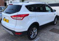 USED 2016 66 FORD KUGA TITANIUM X SPORT 2.0 TDCI 5DR 180 BHP 4X4, 1 OWNER FROM NEW PANORAMIC SUNROOF, POWER TAILGATE & SAT NAV