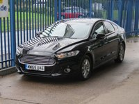 USED 2015 65 FORD MONDEO 2.0 TITANIUM ECONETIC TDCI 5d 148 BHP £20 road tax.