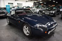 USED 1996 N TVR GRIFFITH 500 5.0 2d  STUNNINGLY MAINTAINED EXAMPLE - APPRECIATING ASSET - ONLY 3 PREVIOUS KEEPERS - 21 SERVICES - OUTRIGGERS REPLACED - GAZ PRO COIL OVERS ++ MANY MORE MECHANICAL UPGRADES