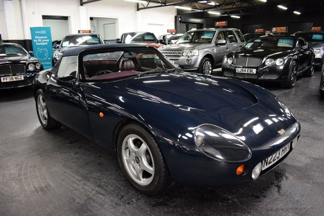 View our TVR GRIFFITH